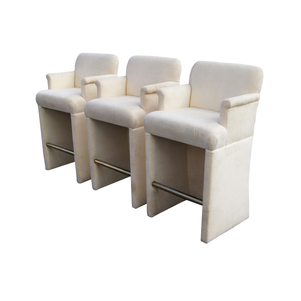 3 Upholstered Bar Stools With Arms eBay : abt97creambarstools24 from www.ebay.com size 1000 x 1000 jpeg 243kB