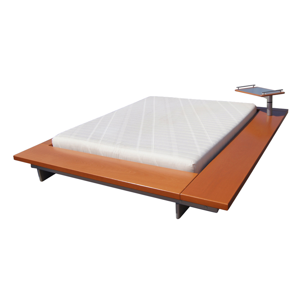 Midcentury Retro Style Modern Architectural Vintage Furniture From - Maly-platform-bed-by-ligne-roset
