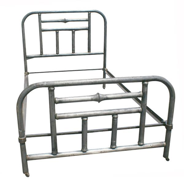 Iron Bed Frame 1 Furniture Metal Wired Ideas Pinterest