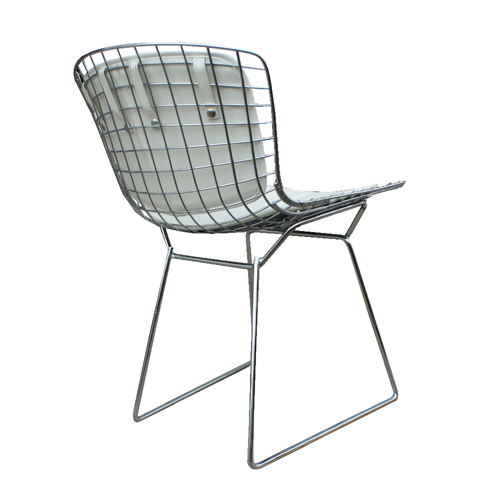 Metro Retro Furniture 1 Knoll Harry Bertoia Side Chair Back Seat Cushions