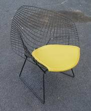 New Knoll Style Bertoia Diamond Seat Cushion Yellow