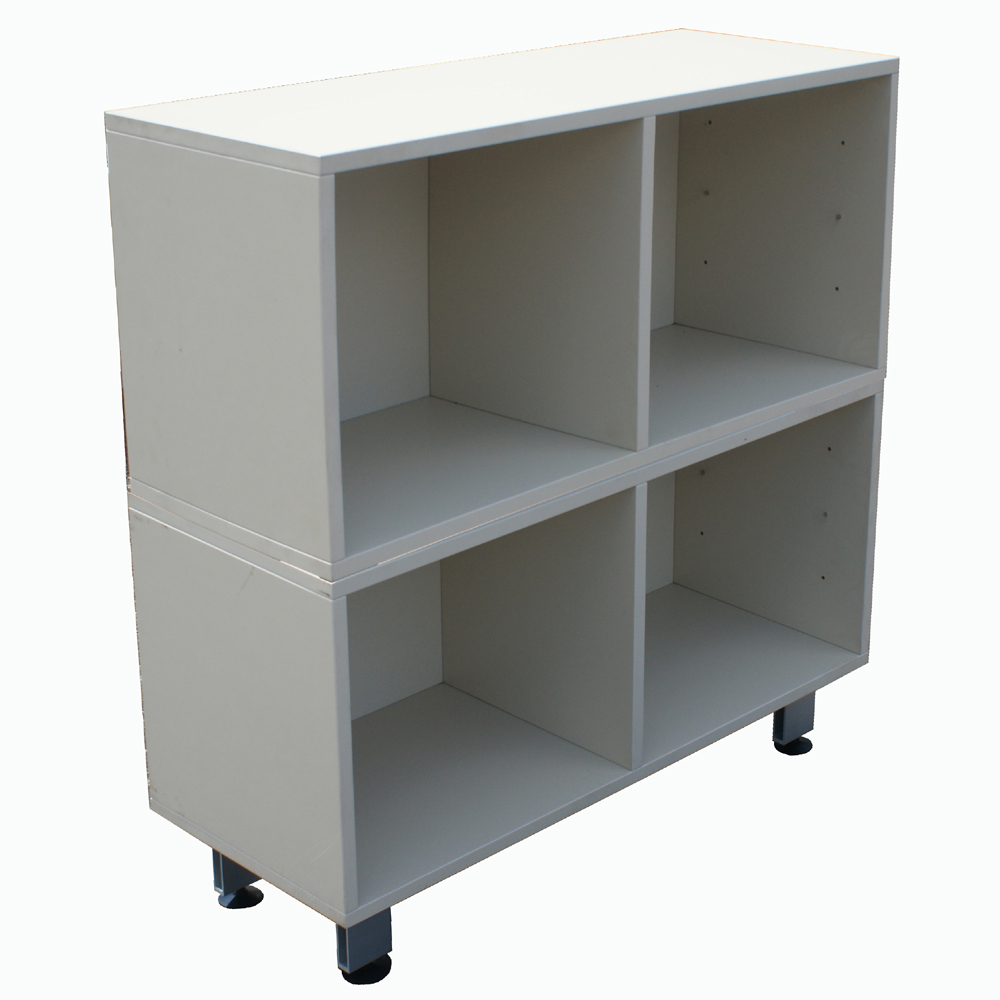 1 Knoll Reff Low Bookcase Cabinet