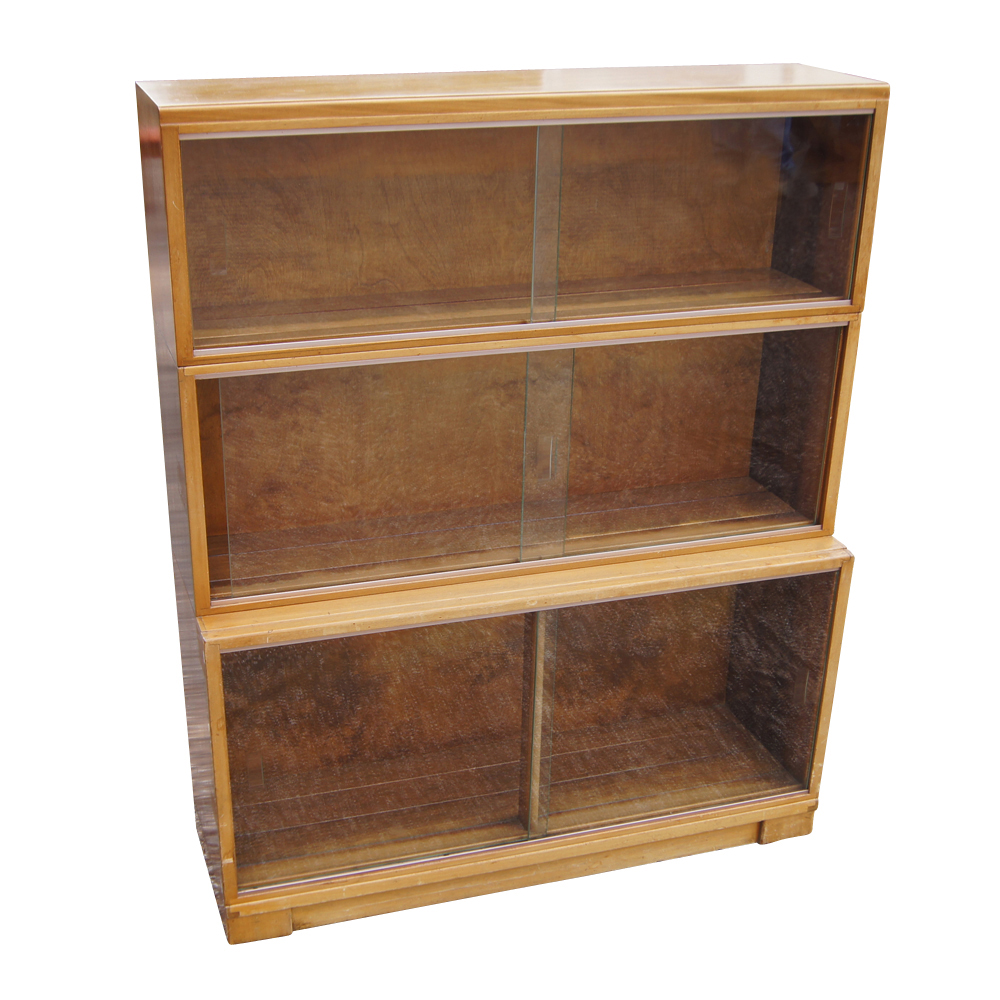 Mid Century Modern Split Level 1956 Edition Better Homes: Vintage Mid Century Barrister Bookcase