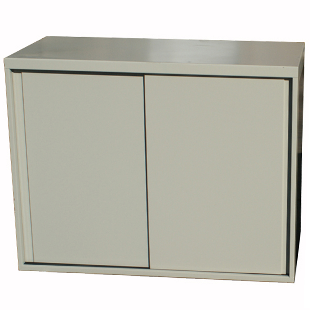 Metal Credenza Cabinet Sliding Doors With Adjustable Shelf Metal