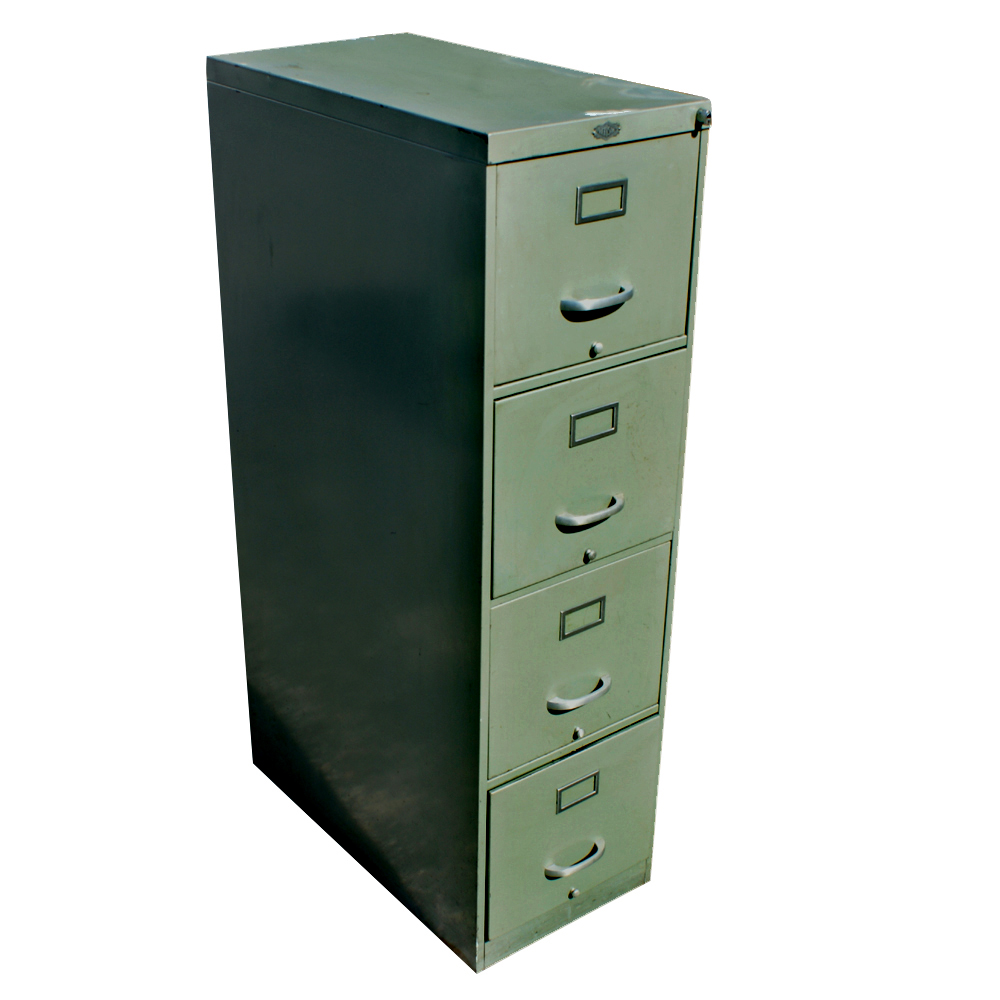 Green File Cabinet Welcome To Metro Retro