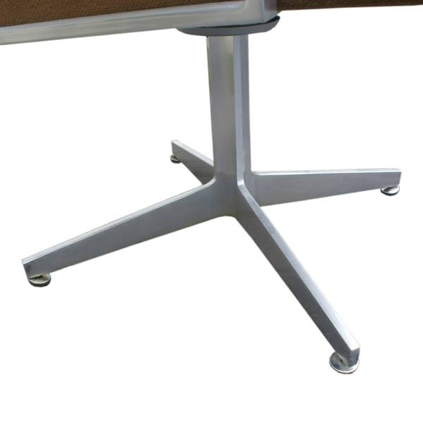 details about 2 gf office furniture aluminum arm chairs