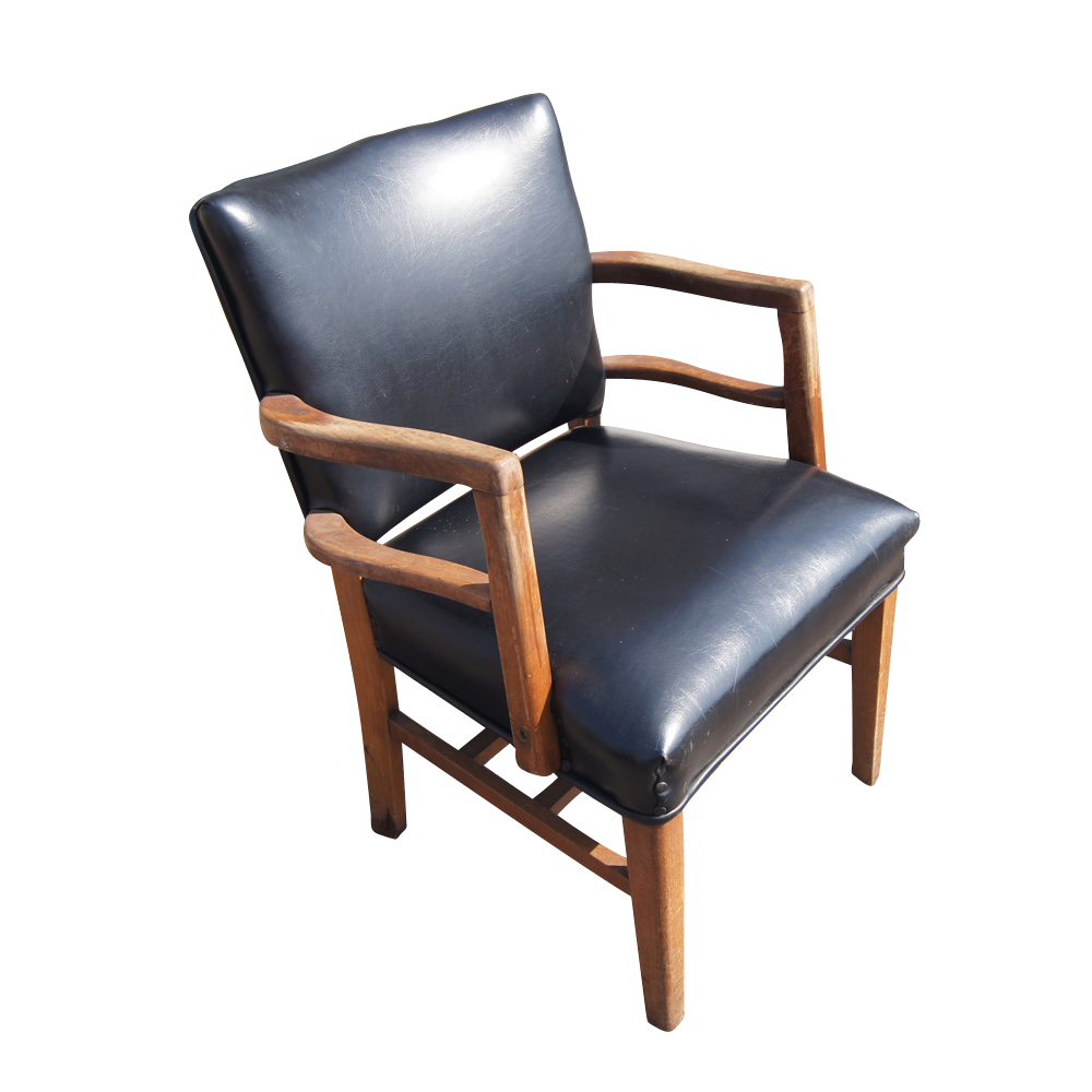 Mid Century Chair: Mid Century Modern Traditional Lounge Arm Chair