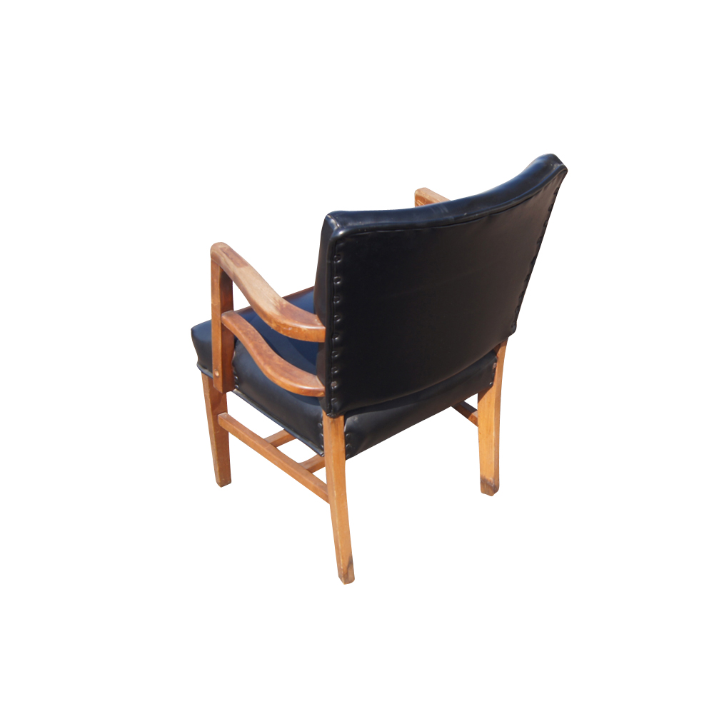 details about mid century modern traditional lounge arm chair