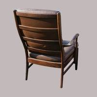 Leather Upholstered Chairs at GLOBALindustrial.com