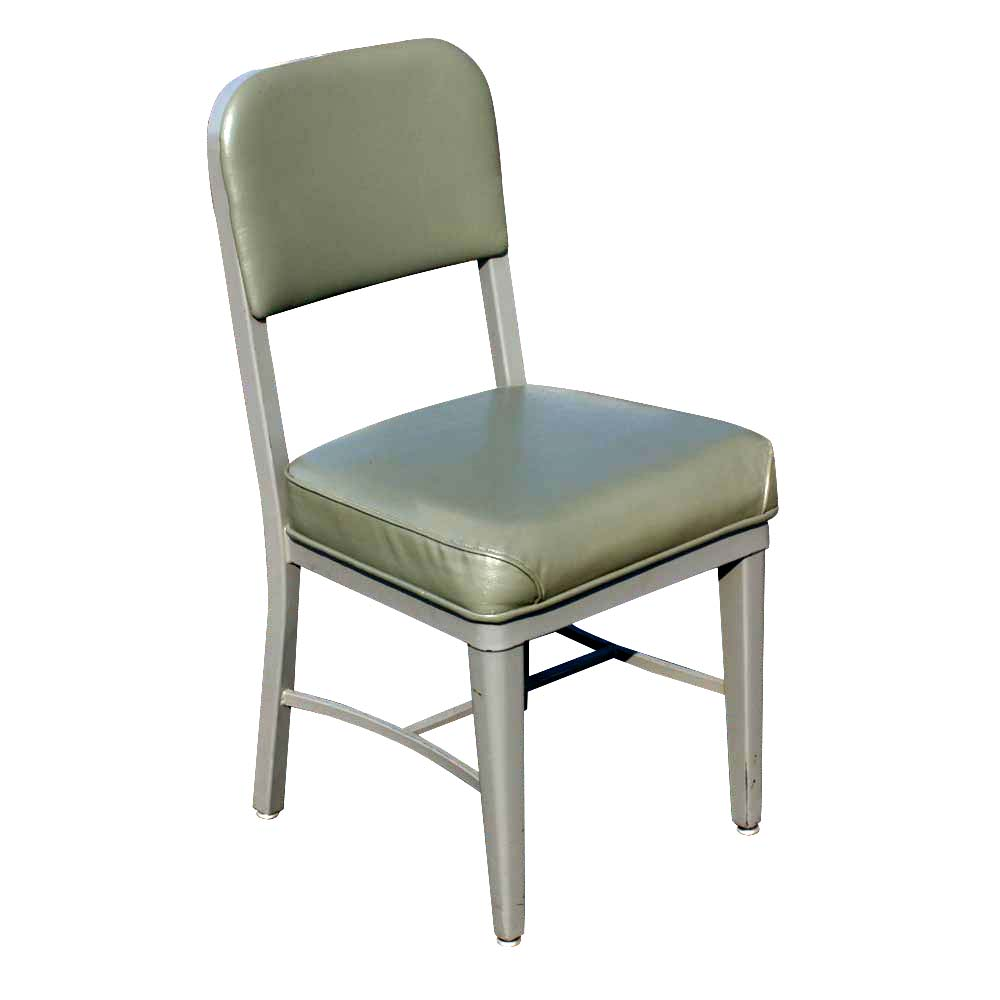 1 GF Vintage General Fireproofing Side Chair