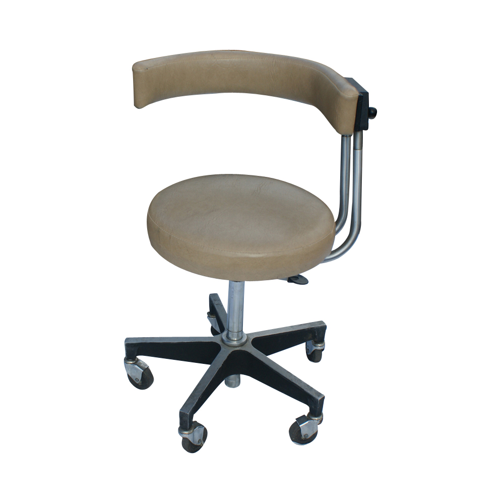 Dental assistant chairs - Vintage Dentsply Dental Assistant Operating Stool Abo34