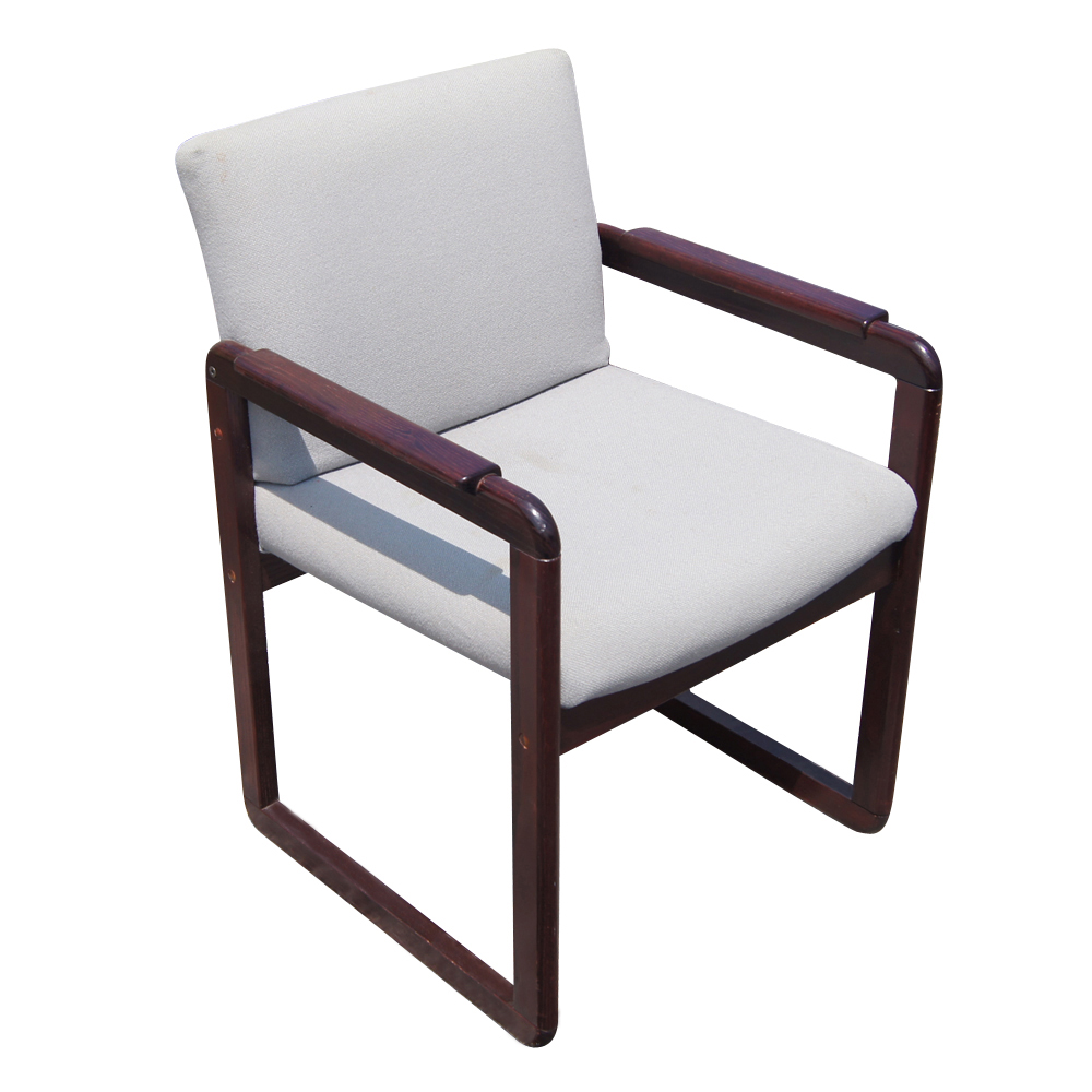 Vintage as vandrup danish arm chair ebay - Scandinavian chair ...