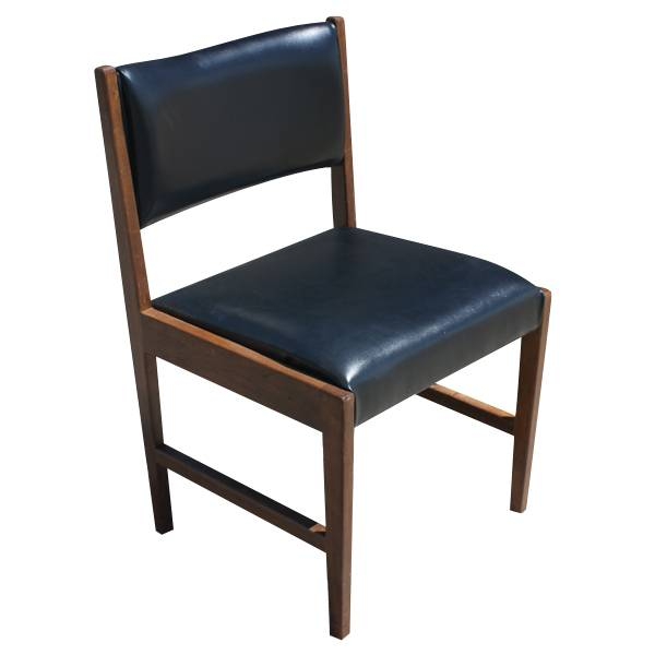 1 vintage knoll jens risom side dining chair ebay - Jens risom dining chairs ...