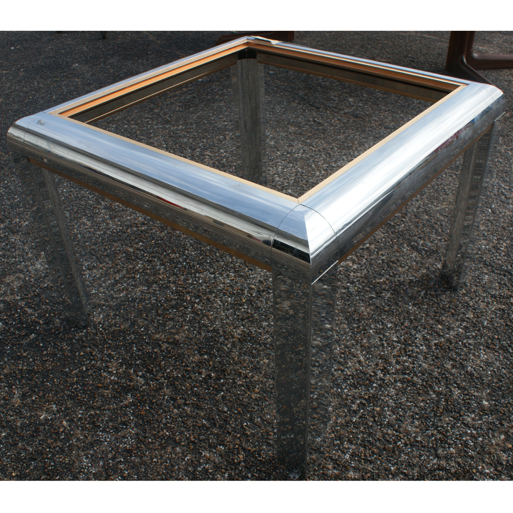 Pair Mid Century Modern Coffee Table Set