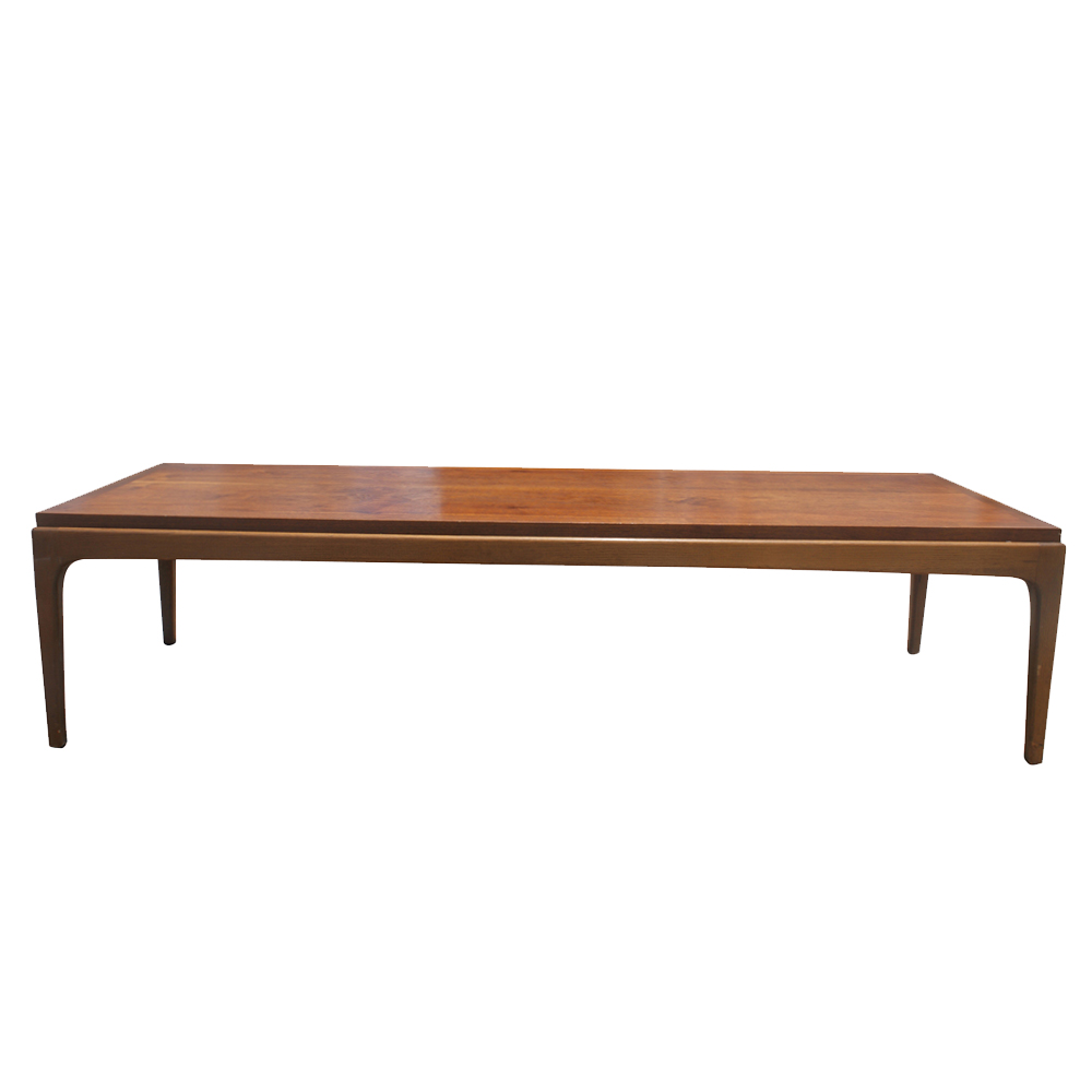 About 57 Vintage Lane Walnut Coffee Cocktail Table PRICE REDUCED