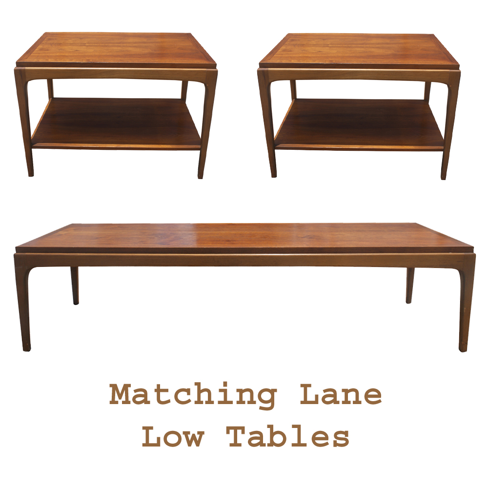 Lane Sliding Door Coffee Table: Lane Coffee Table