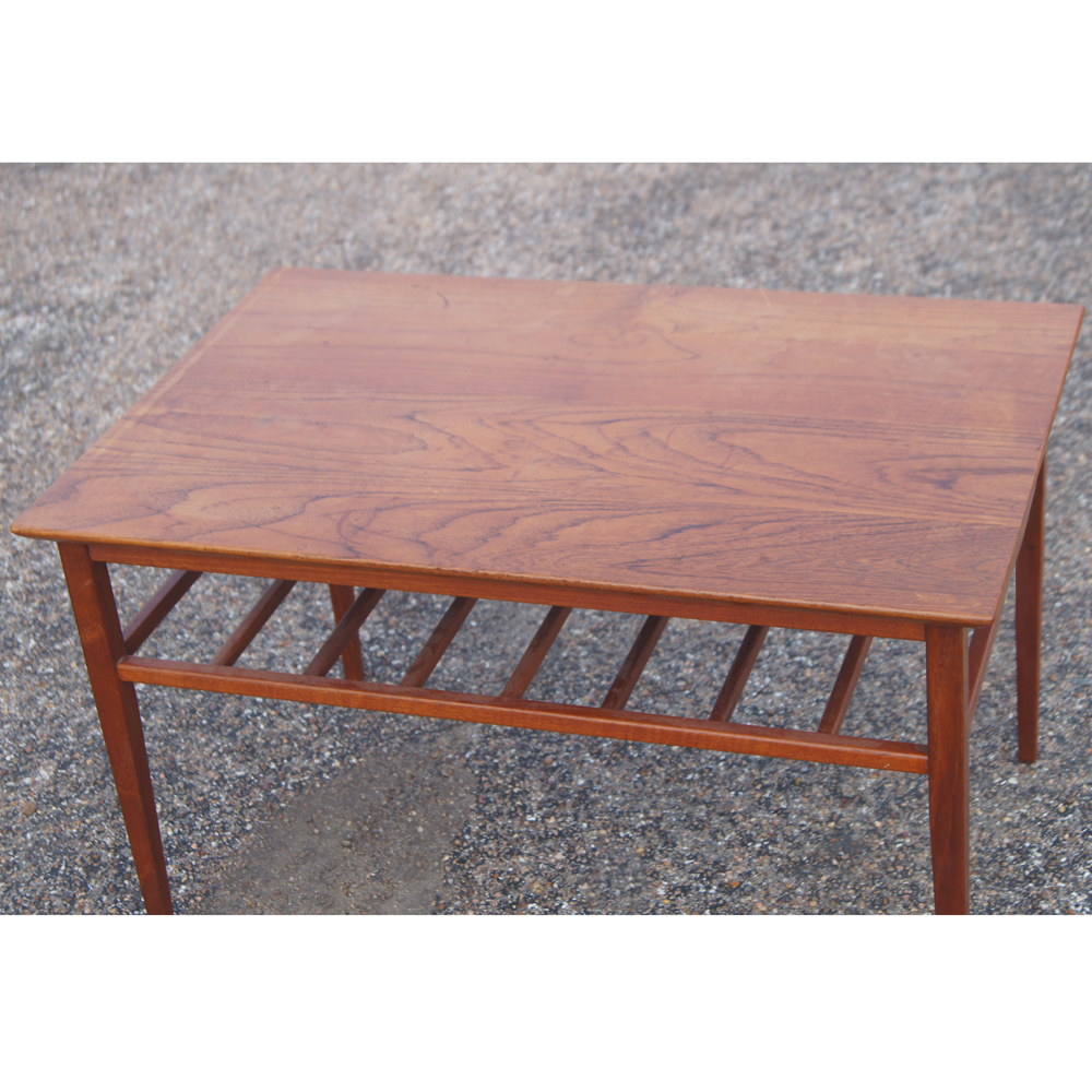Mid Century Modern Split Level 1956 Edition Better Homes: Vintage Mid Century Modern Coffee Table