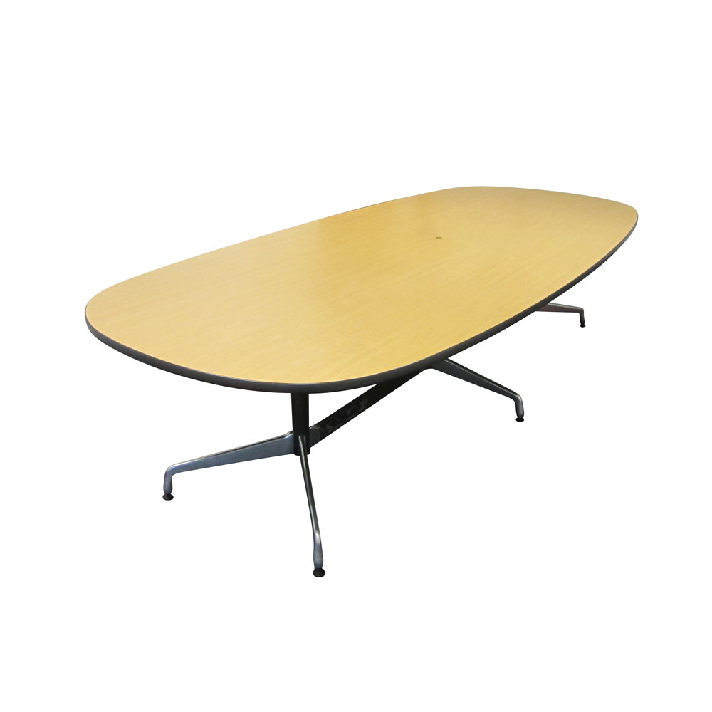 Midcentury retro style modern architectural vintage for 10 foot conference table