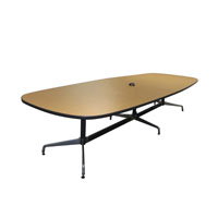 MidCentury Retro Style Modern Architectural Vintage Furniture From - Eames oval conference table