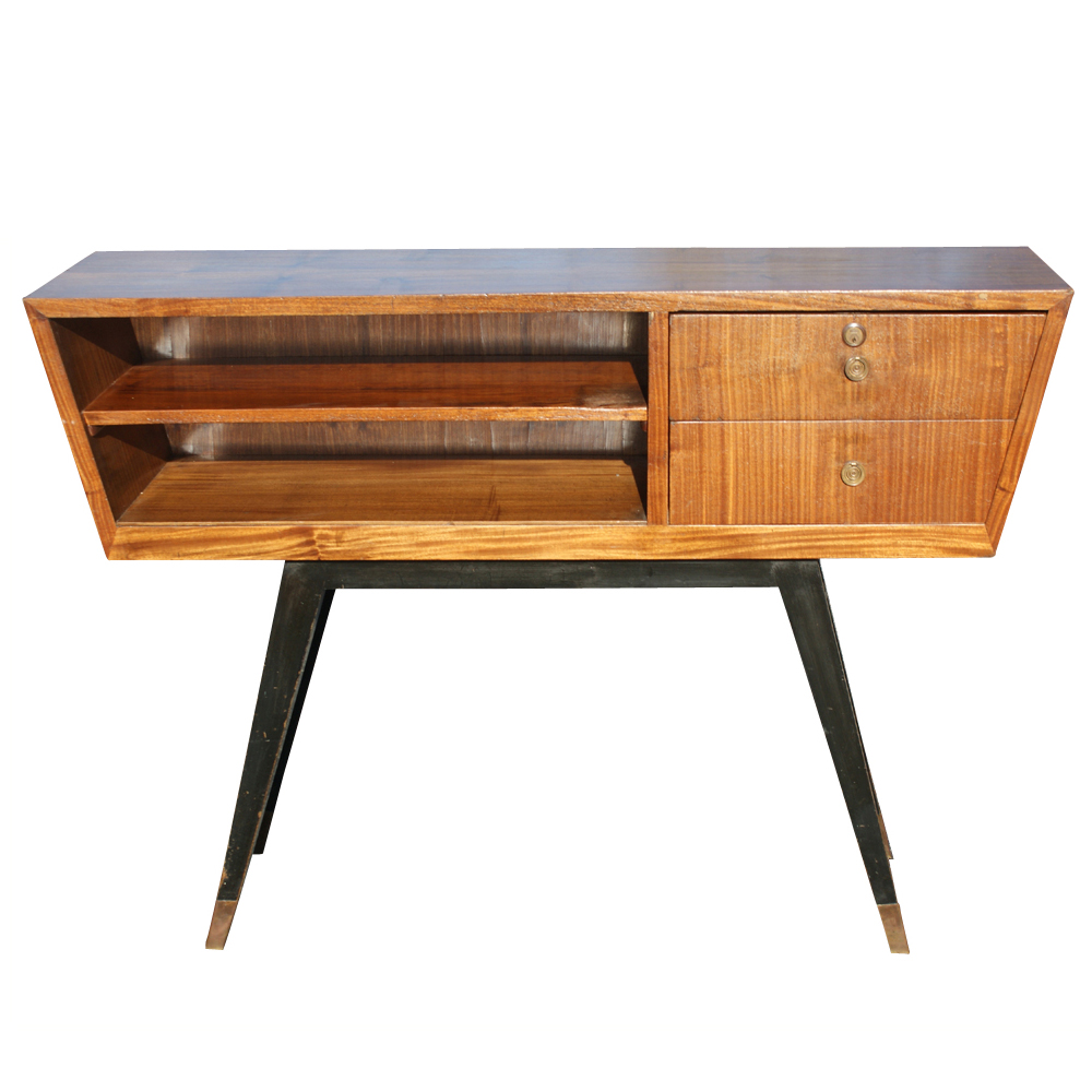 50s retro console table - photo #19