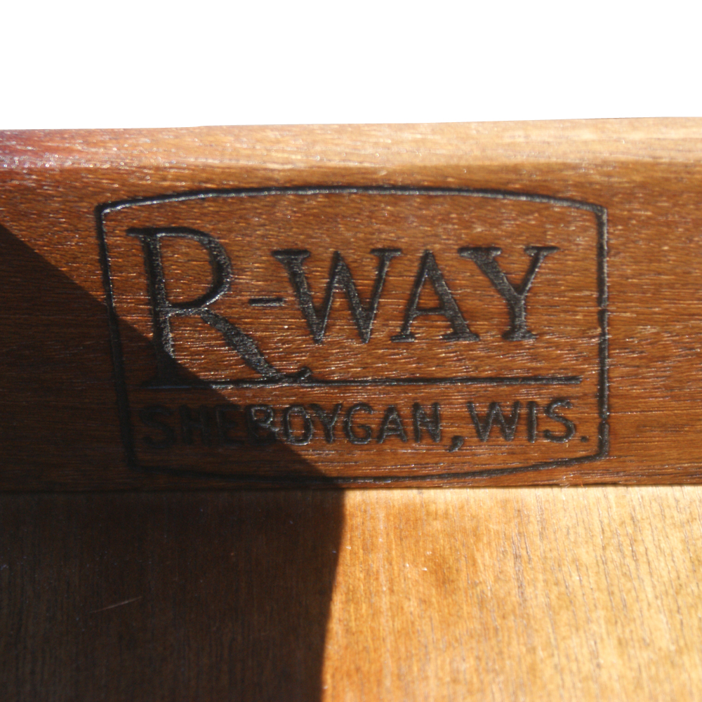 History Of R Way Northern Furniture Company Furniture With The Northern  Furniture Company Brand Name Was Manufactured In Sheboygan Between The  Years 1904 ...