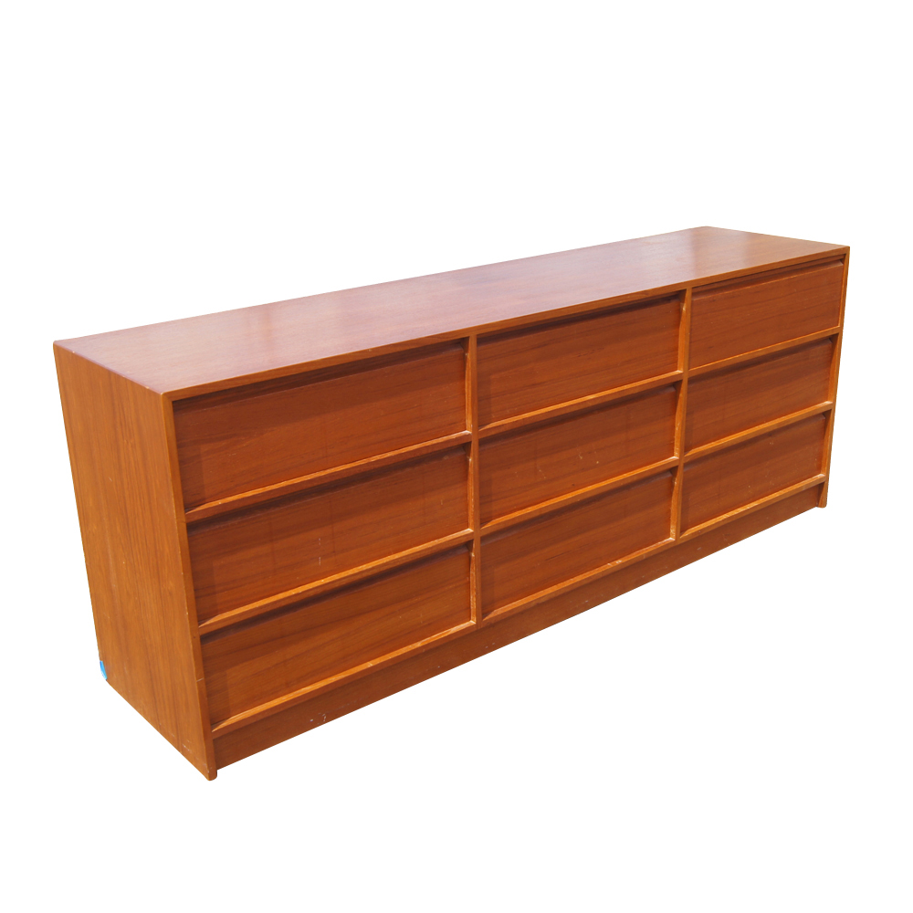 Danish Teak Bedroom Furniture