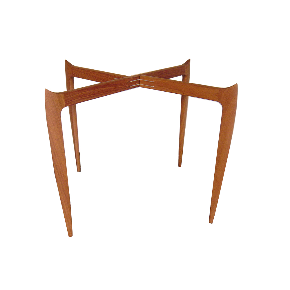 Fritz Hansen Danish Teak Folding Table PRICE REDUCED EBay