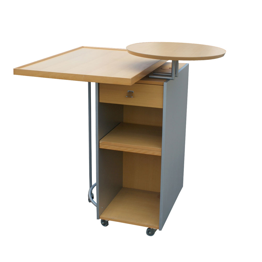 Parallel standing desk by ligne roset price reduced ebay for Chairs for standing desks