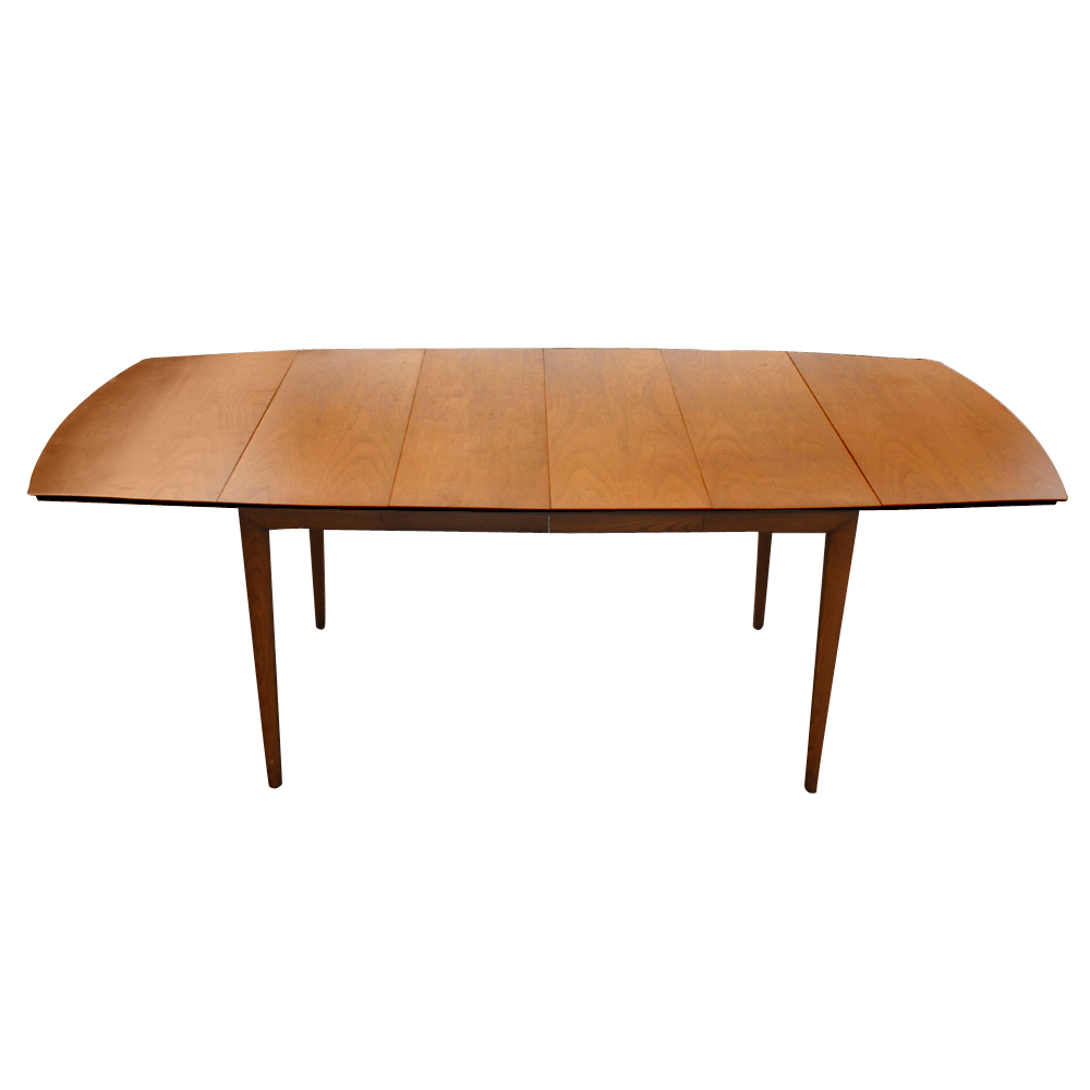 Dining table dining table expandable leaf for Expandable dining table