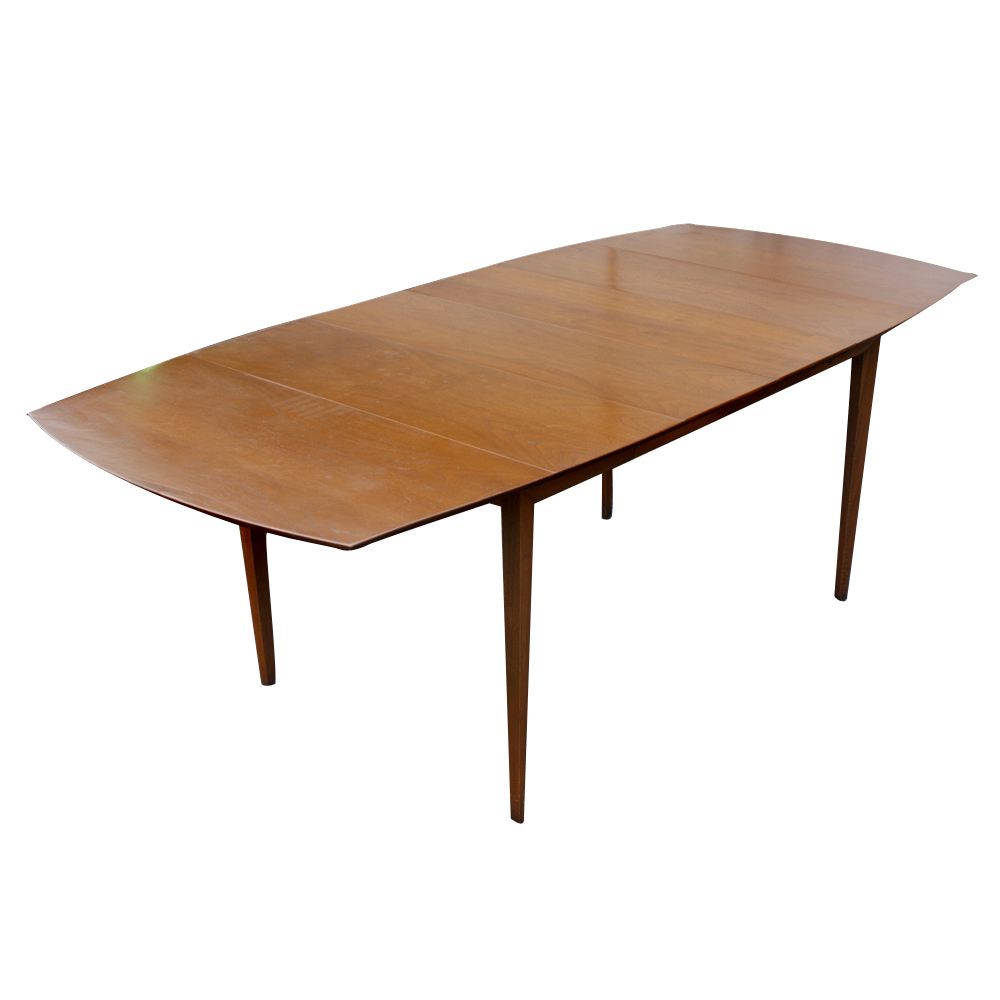 Mid Century Expandable Dining Table West Elm Dining Table Expandable Dining T