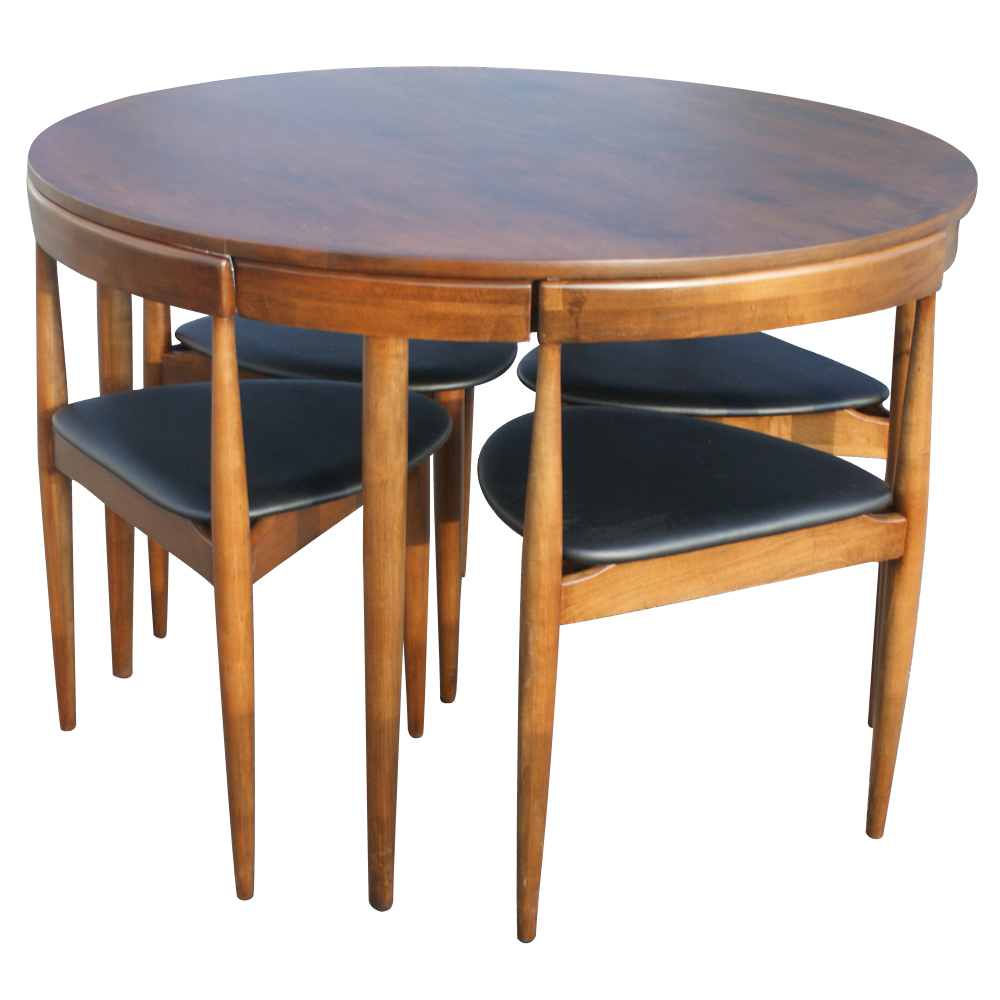 Furniture stores in mass furniture table styles for Round dining table with hidden chairs