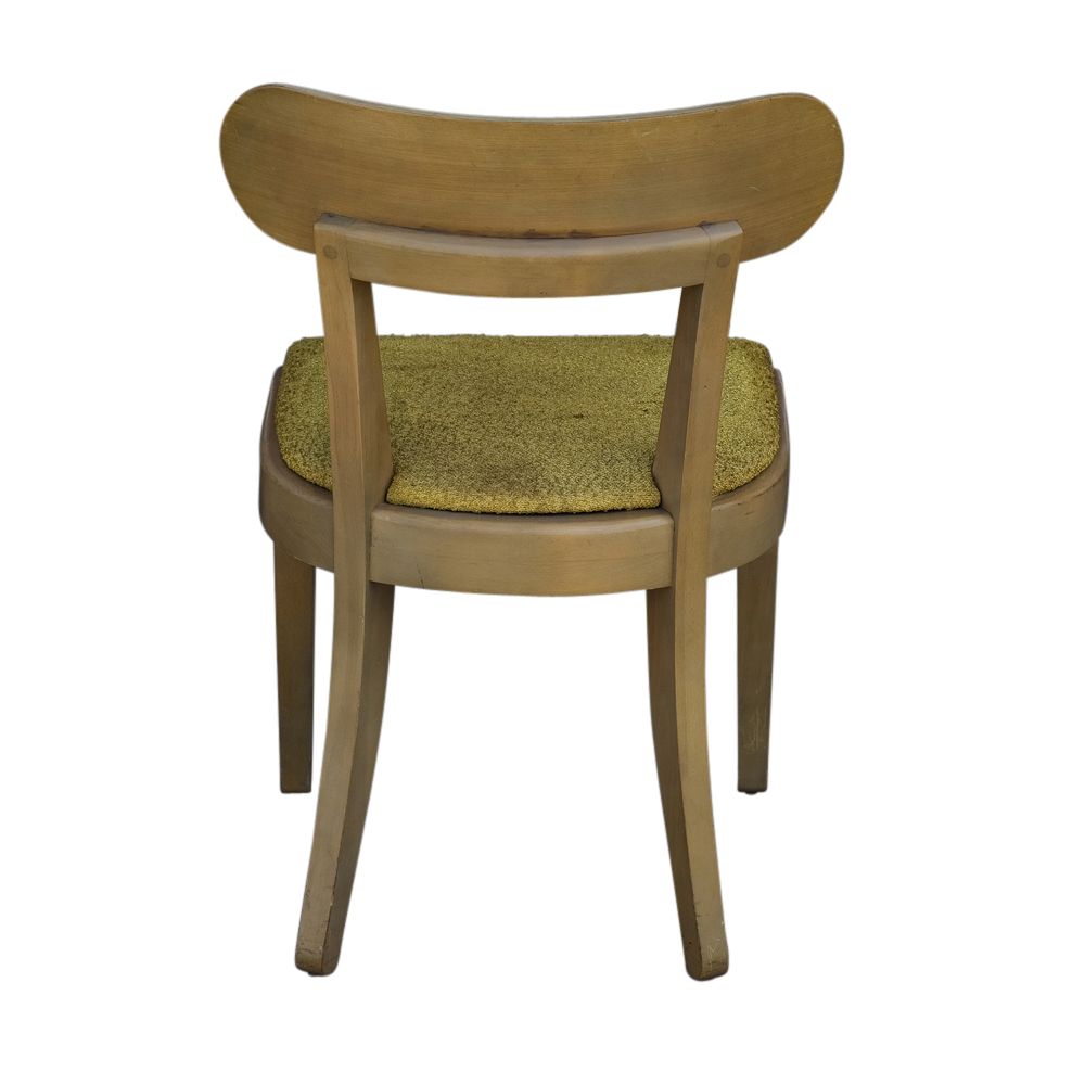 Details About 5819 DREXEL Set 4 French Dining Room Chairs .