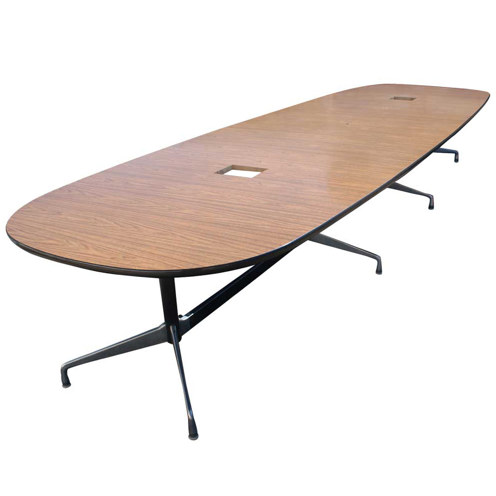 Dining table herman miller eames dining table - Eames table herman miller ...
