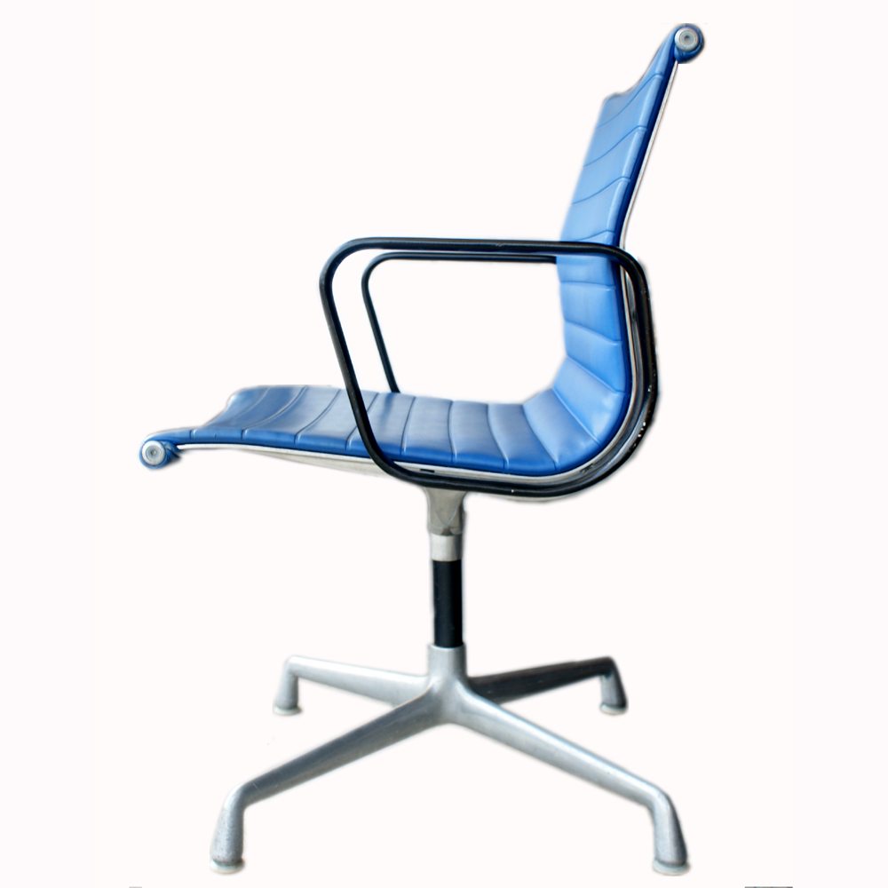 Herman miller eames aluminum group chair ebay - Herman miller chair eames ...