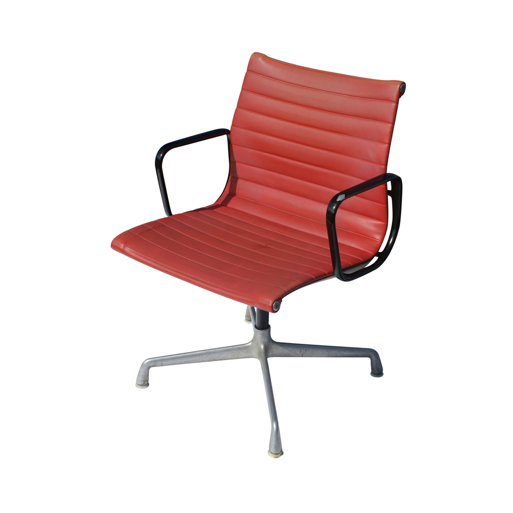 Herman miller eames aluminum group chair ebay for Herman miller eames aluminum group management chair