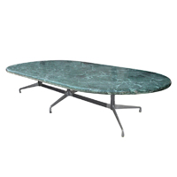 MidCentury Retro Style Modern Architectural Vintage Furniture From - 7 ft conference table