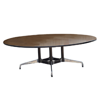 MidCentury Retro Style Modern Architectural Vintage Furniture From - 7 foot conference table