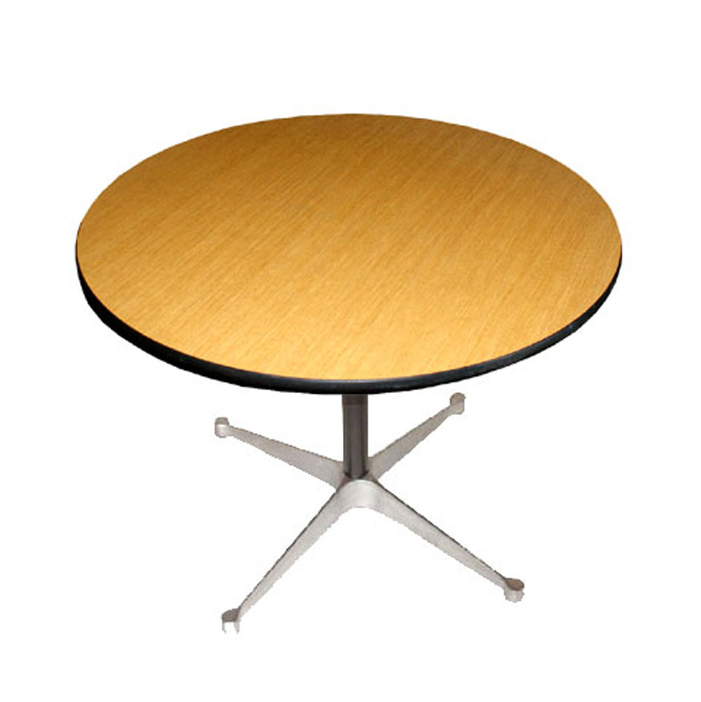 36-034-Round-Herman-Miller-Eames-Dining-Table
