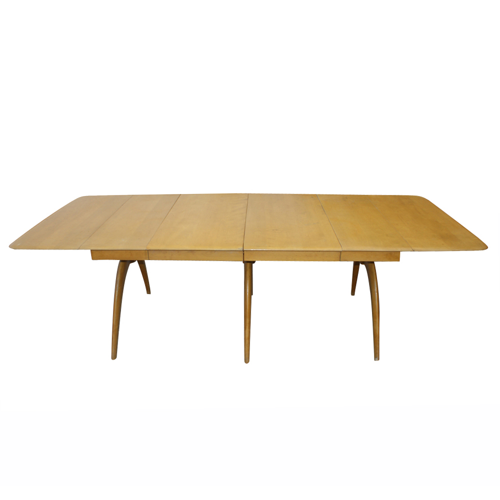 dining table heywood wakefield dining table