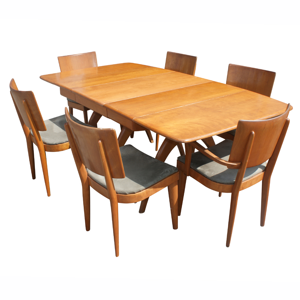 you heywood wakefield dining room table article needs