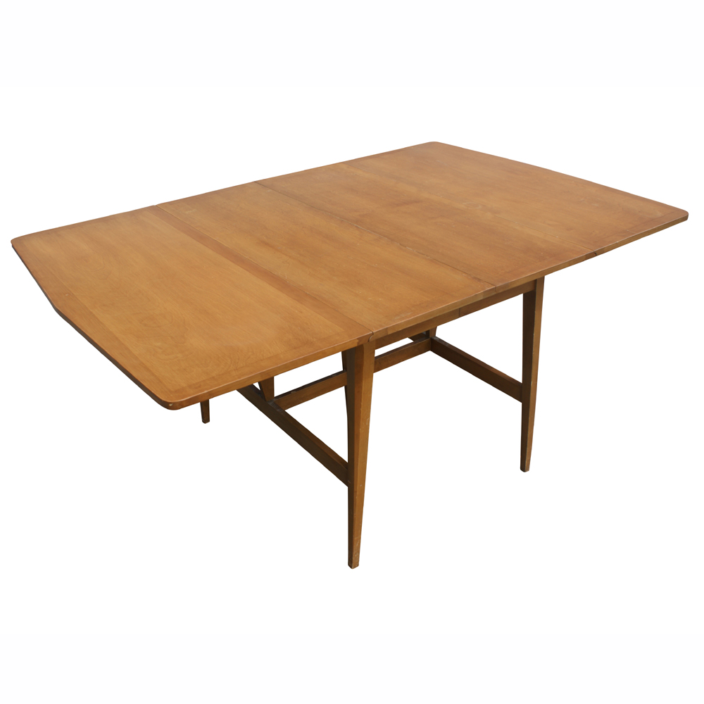 Dining table dining table leaf extension for Extension dining table