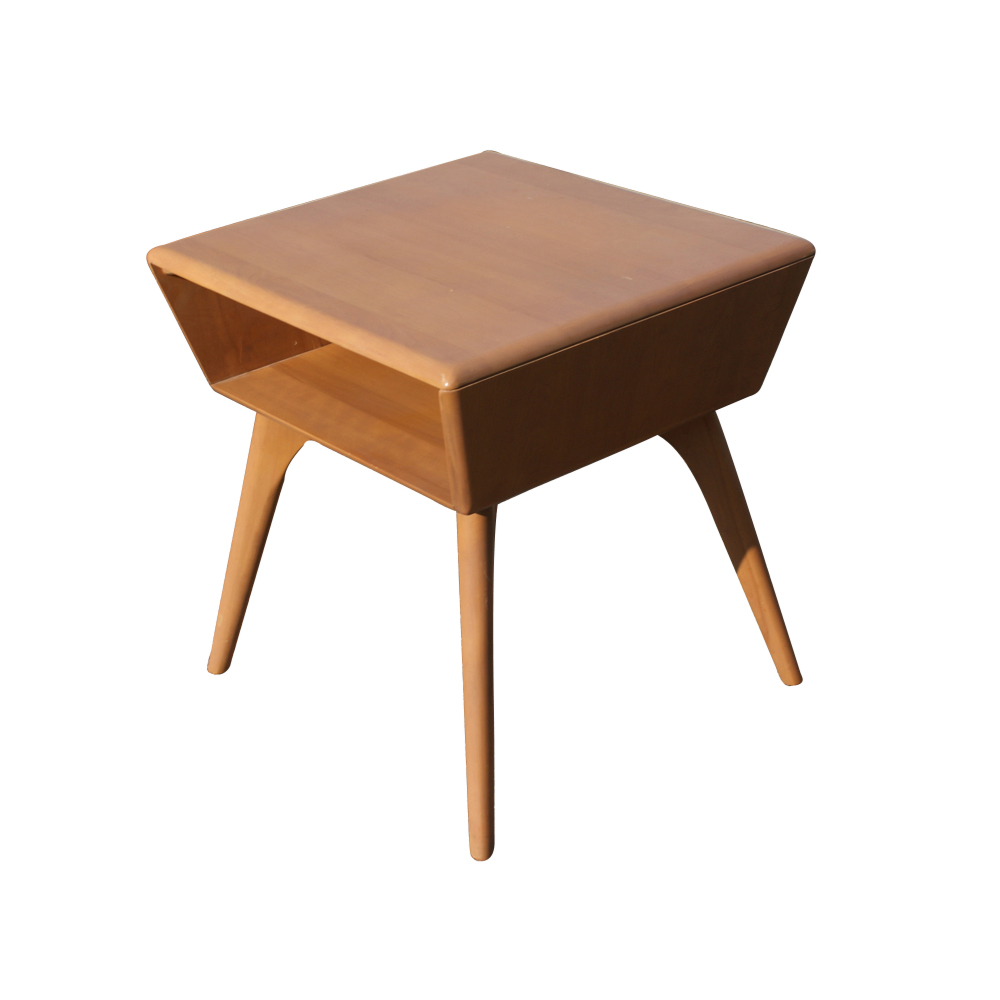 Midcentury retro style modern architectural vintage for Retro end tables