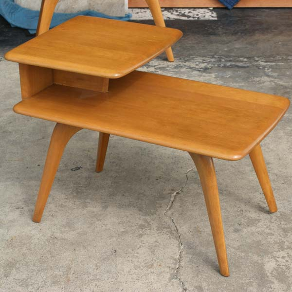 metro retro furniture : (1) vintage heywood wakefield side step