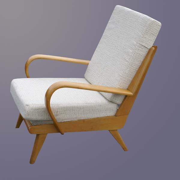 HEYWOOD WAKEFIELD & MidCentury Retro Style Modern Architectural Vintage Furniture From ...