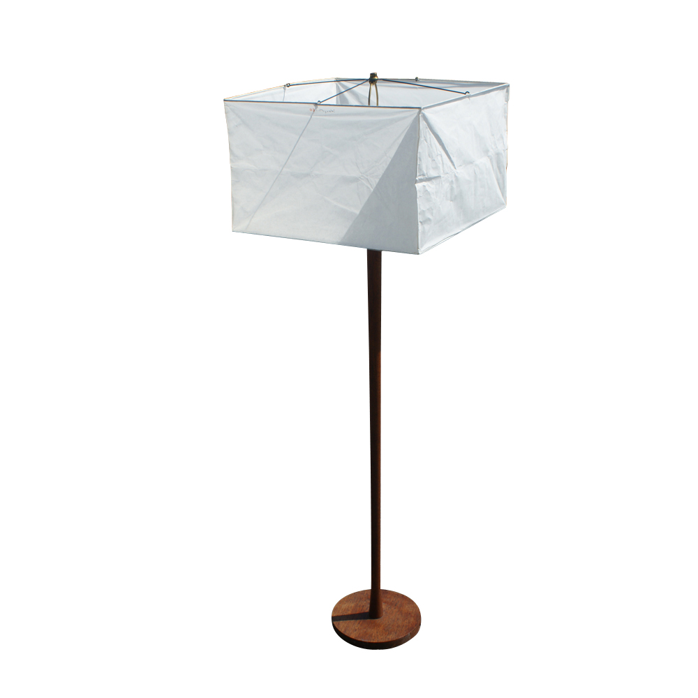 Welcome to metro retro for Noguchi paper floor lamp