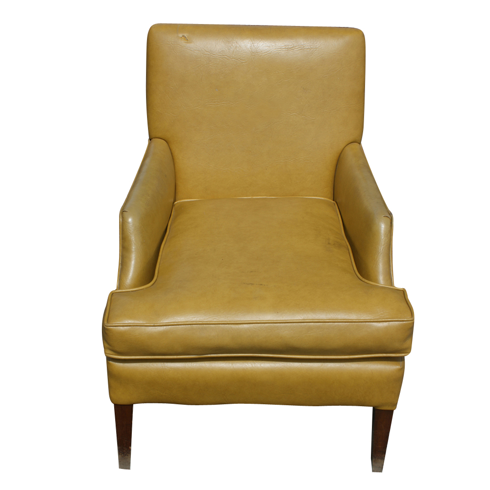 Mid century modern lounge armchair ebay for Mid century modern armchairs