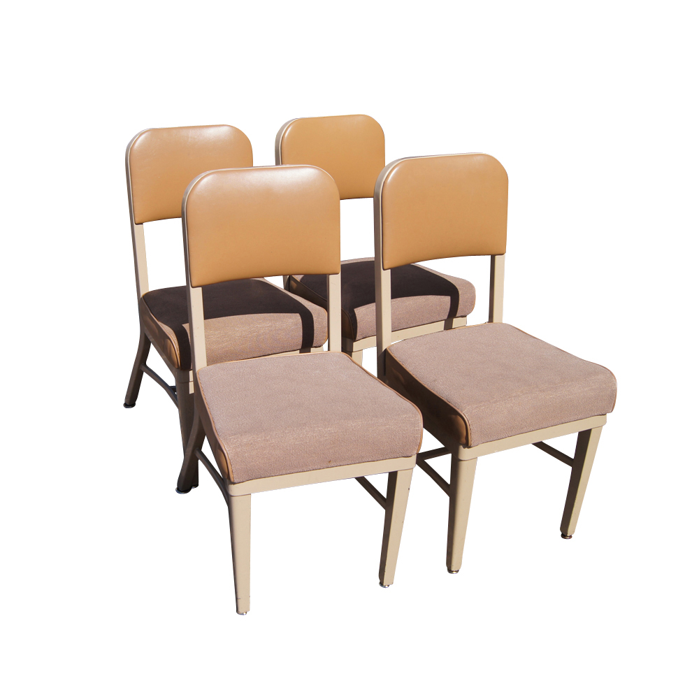 4 InterRoyal Side Office Chairs EBay