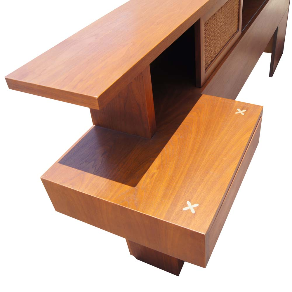 American Of Martinsville Bedroom Furniture Midcentury Retro Style Modern Architectural Vintage Furniture From