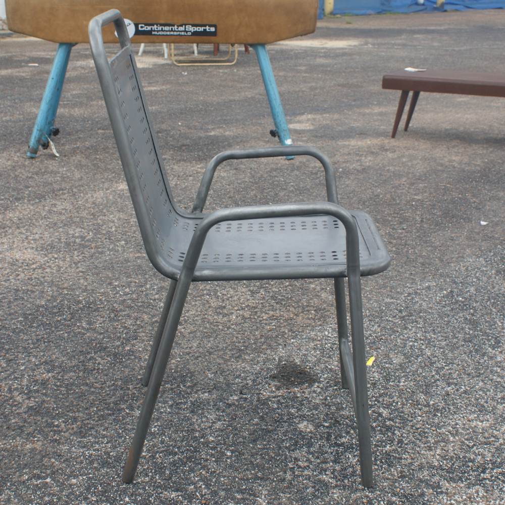 Vintage metal gliders for sale vintage restoration hardware metal rocking glider patio 3 se Metal patio furniture vintage