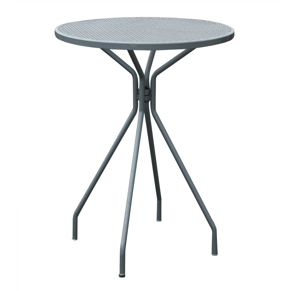 about 41 height vintage outdoor patio bar cocktail table mr10727